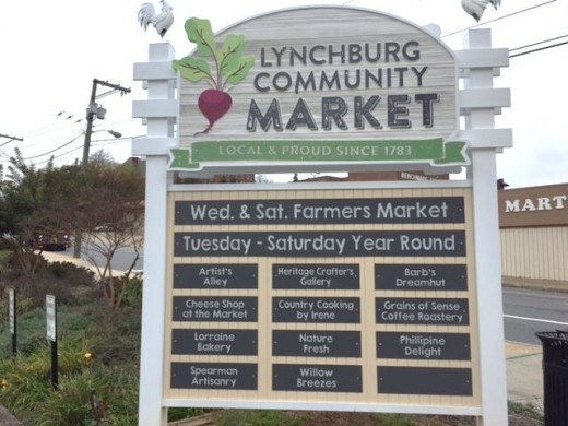 Lynchburg Farmers Market