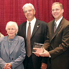 Bennett family inducted  into Hall of Fame