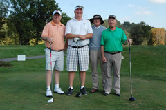 8th annual Scramble for Scholars Golf Tournament