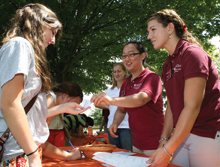 College Ambassador Program enters second decade