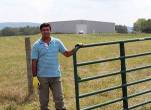 Virginia Tech helps cultivate new farmers