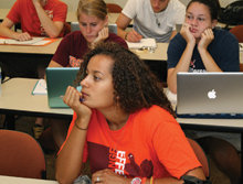 Summer Academy helps students get a leg up on university life