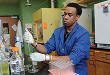 G.W. Carver Program provides graduate opportunities
