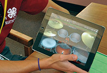 iPads help 4-H agents reach children