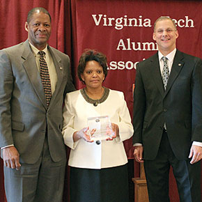 Alumni inducted into Hall of Fame