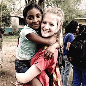 Pre-med student's desire to serve others  leads to the Dominican Republic