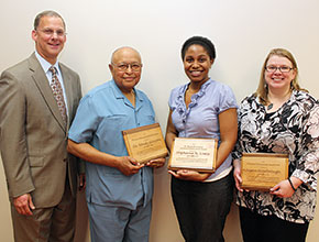 Diversity Enhancement Awards presented