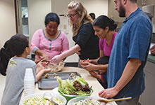 Extension brings healthy cooking classes to Hispanic families in Charlottesville