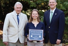 Outstanding faculty recognized