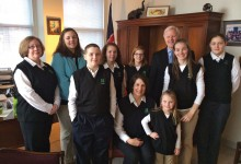 4-H Day at Virginia State Capitol
