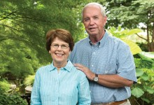 Susie and Mike Hildebrand