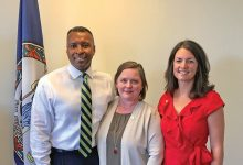 CALS alumnae serving as Virginia deputy secretary and assistant secretary of agriculture and forestry