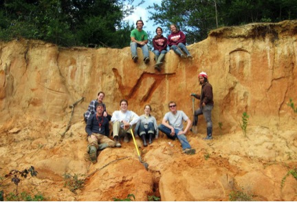 Vt students compete in regional soil judging championship for Soil judging