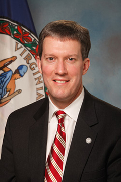 Virginia Secretary of Agriculture and Forestry Todd Haymore