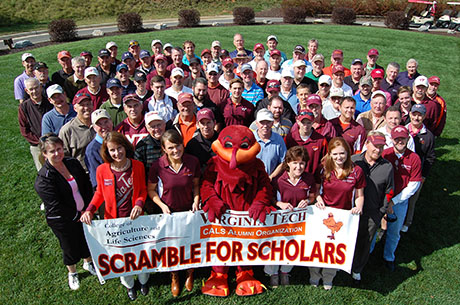 2013 Scramble for Scholars