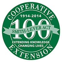 Cooperative Extension centennial logo