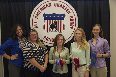 All American Quarter Horse Judging Contest