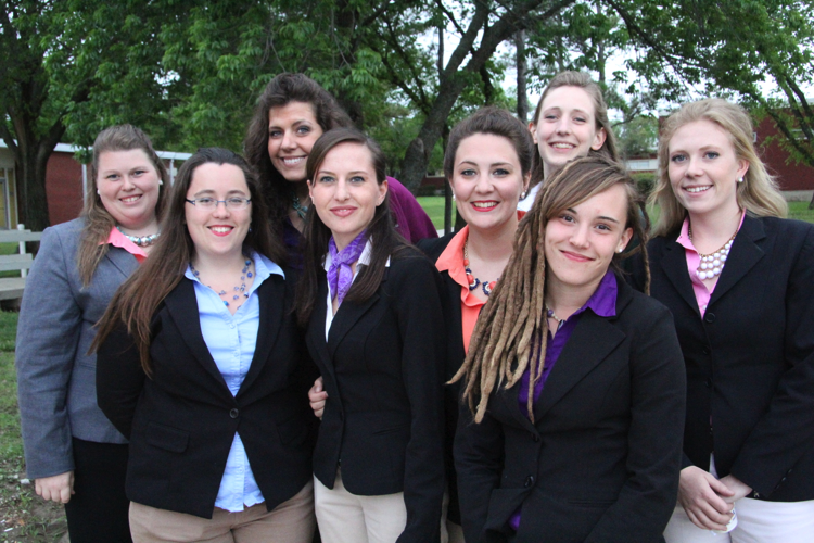 Virginia Tech Horse Judging Team