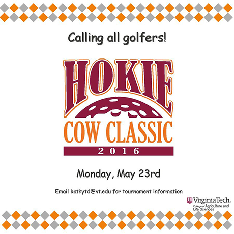 Hokie Cow Classic Golf Tournament