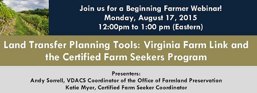 VBFRCP_Webinar_LandTransfer_AUG17_ Announcement2