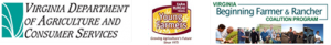 VDACS, young farmers